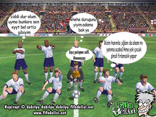 Fifa Karikatürleri